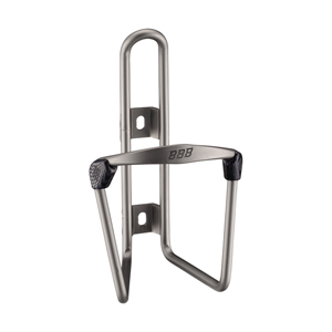 BBC-03 - FuelTank Bottle Cage (Matt Titanium)