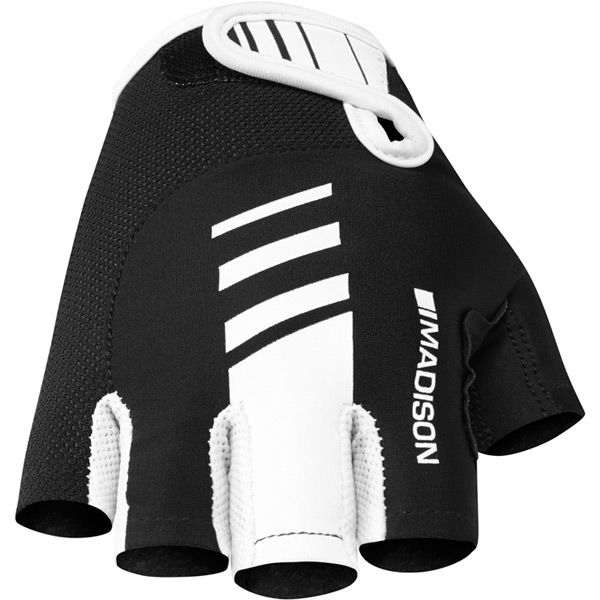 Peloton men's mitts, black large