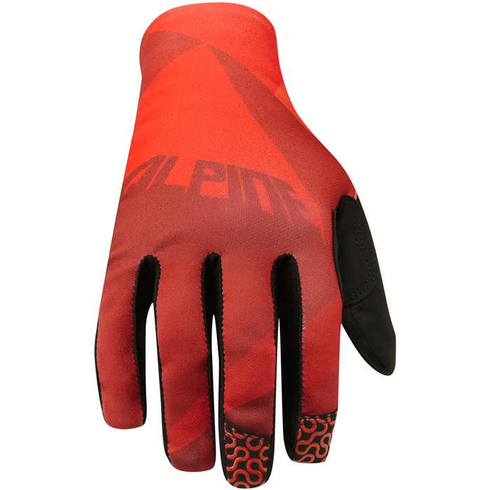 GLOVES Mad Alpine men Flame RD LG