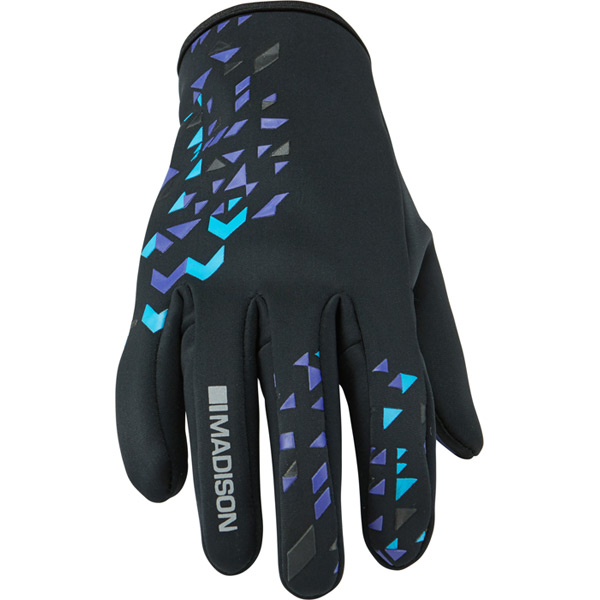Element Women's Thermal Gloves BK/PE XS