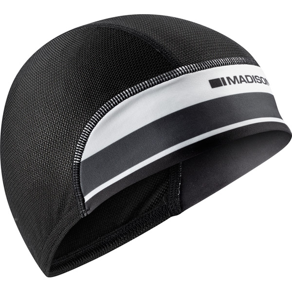 Isoler Mesh skullcap, black one size