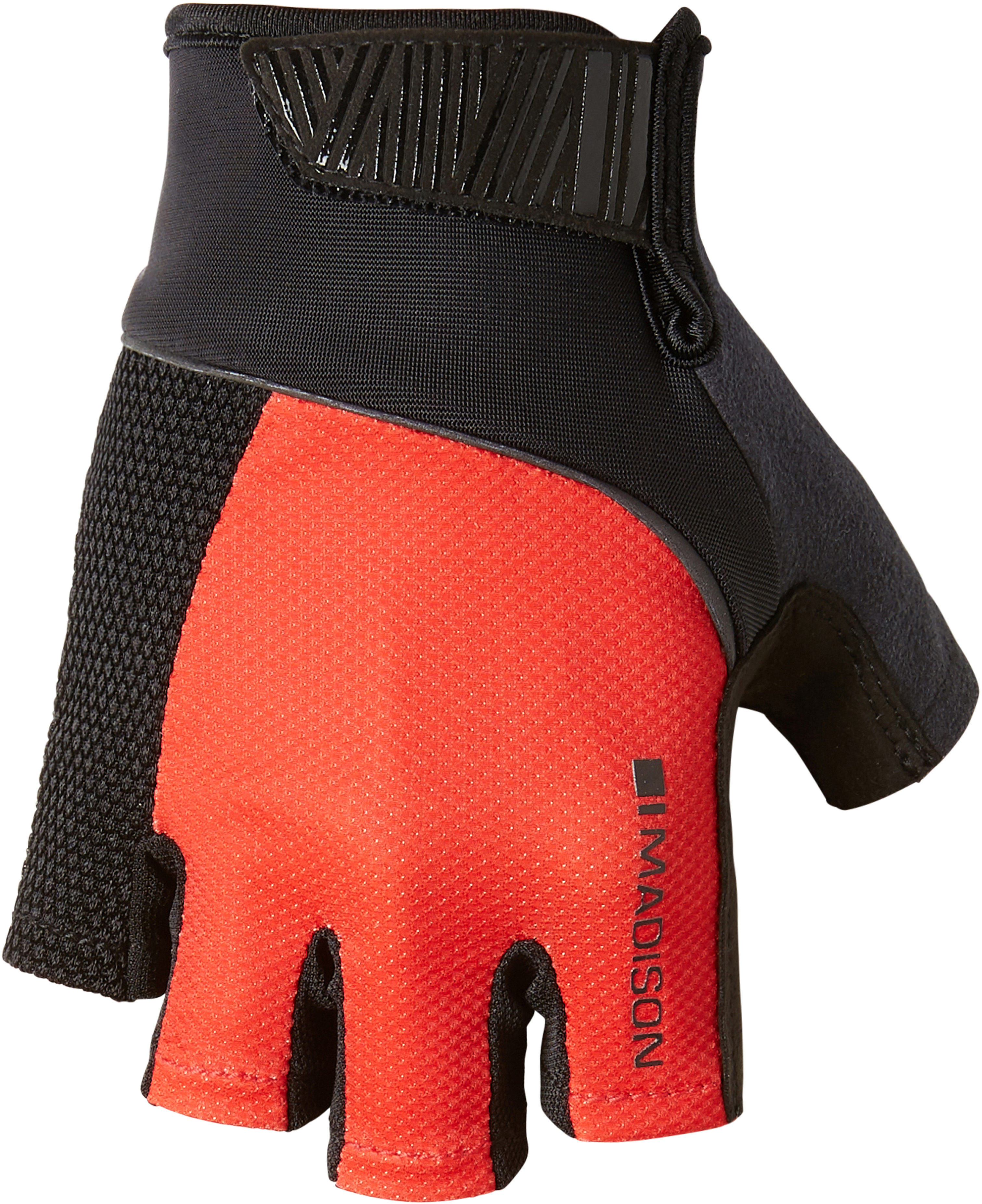 Sportive Men's Mitts Red/Black Large