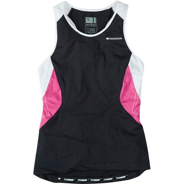 sportive-womens-sleeveless-jersey,-black--very-berry-size-12