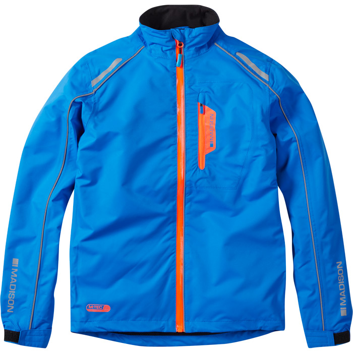 JACKET Mad Protec yth Electric BE 10-12