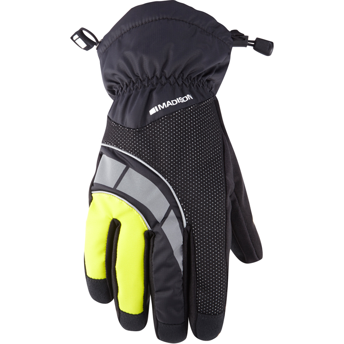 GLOVE Mad Stellar men BK/YW MD